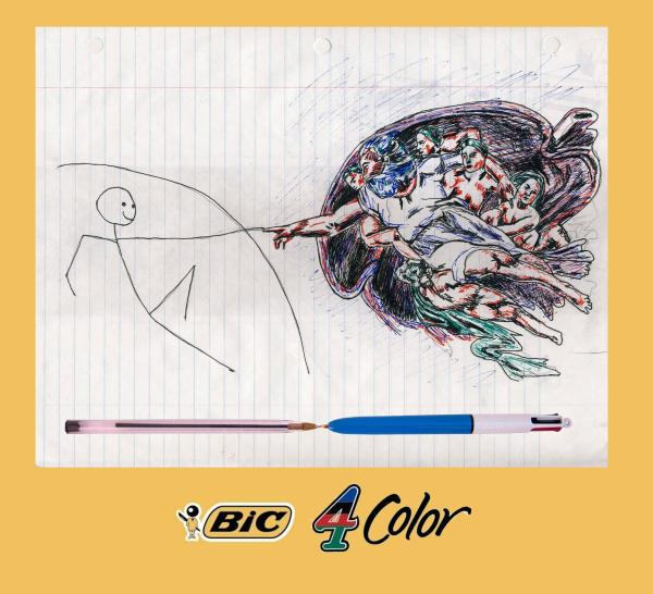 Bic vs 4Color