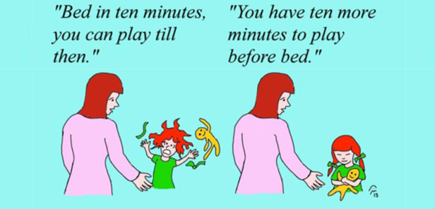 Kids behavioural economics